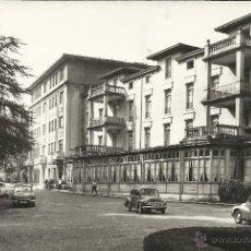 Postales: LIERGANES. CANTABRIA. GRAN HOTEL Y BALNEARIO.. Lote 43653590