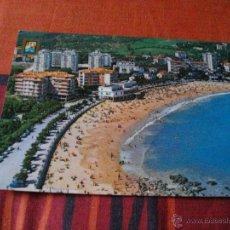 Postales: SANTANDER CASTRO URDIALES PLAYA LA DE LAS FOTOS MIRA MAS POSTALES EN MI TIENDA VISITALA. Lote 43840080