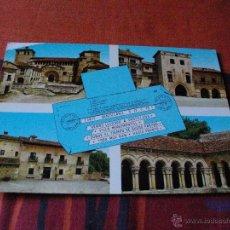 Postales: SANTANDER SANTILLANA DEL MAR VISTAS LA DE LAS FOTOS MIRA MAS POSTALES EN MI TIENDA VISITALA. Lote 43840450