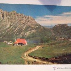 Cartoline: POSTAL ALIVA - REFUGIO DE MONTAÑA - SIN CIRCULAR - 1963 - FISA SERIE U 1. Lote 43840475