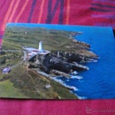 Postales: SANTANDER FARO Y COSTA LA DE LAS FOTOS MIRA MAS POSTALES EN MI TIENDA VISITALA. Lote 43840555