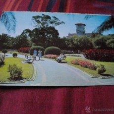 Postales: SANTANDER JARDINES DE PIQUIO AÑO 1962 LA DE LAS FOTOS MIRA MAS POSTALES EN MI TIENDA VISITALA. Lote 43840624
