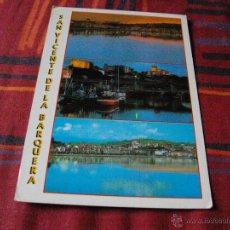 Postales: SANTANDER SAN VICENTE DE LA BARQUERA VISTAS LA DE LAS FOTOS MIRA MAS POSTALES EN MI TIENDA VISITALA. Lote 43840685
