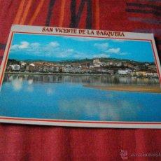 Postales: SANTANDER SAN VICENTE DE LA BARQUERA VISTA GENERAL LA DE LAS FOTOS MIRA MAS POSTALES EN MI TIENDA V. Lote 43840727