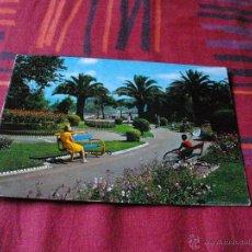 Postales: SANTANDER JARDINES DE PIQUIO LA DE LAS FOTOS MIRA MAS POSTALES EN MI TIENDA VISITALA. Lote 43840776