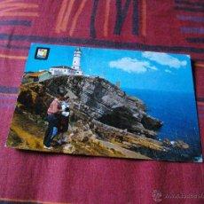 Postales: SANTANDER FARO DE CABO MAYOR LA DE LAS FOTOS MIRA MAS POSTALES EN MI TIENDA VISITALA. Lote 43840999
