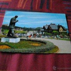 Postales: SANTANDER MONUMENTO A PICK EL POETA DEL MAR AÑO 1972 LA DE LAS FOTOS MIRA MAS POSTALES EN MI TIENDA . Lote 43841067