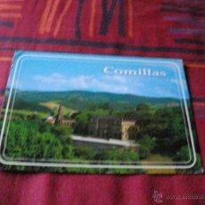 Postales: SANTANDER COMILLAS PALACIO DEL MARQUES LA DE LAS FOTOS MIRA MAS POSTALES EN MI TIENDA. Lote 43841159