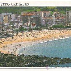 Postales: +-+ PV524 - POSTAL - CASTRO URDIALES - PLAYA BRAZOMAR - CANTABRIA. Lote 43953770