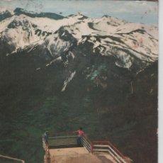 Postales: POSTAL-MIRADOR DE EL CABLE-PICOS DE EUROPA. Lote 44188333