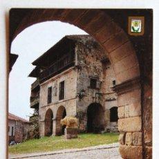 Postales: POSTAL DE SANTILLANA DEL MAR (CANTABRIA).. Lote 44295172