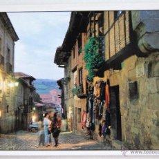 Postales: POSTAL DE SANTILLANA DEL MAR (CANTABRIA).. Lote 44295219