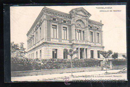 Tarjeta postal de torrelavega cantabria circ comprar postales antiguas de cantabria en - Librerias torrelavega ...