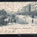 Postales: TARJETA POSTAL DE SANTANDER, CANTABRIA - BOULEVARD. SECCION II. SERIE Iª Nº 9.. Lote 45031051