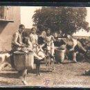 Postales: TARJETA POSTAL DE SANTANDER, CANTABRIA - CUADROS MONTAÑESES. ALDEANAS.. Lote 45044989
