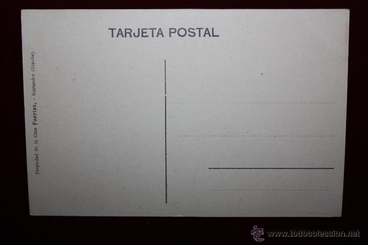 Postales: ANTIGUA POSTAL DE SANTANDER. CANTABRIA. ESTACION DE LA COSTA. SIN CIRCULAR - Foto 2 - 45235590