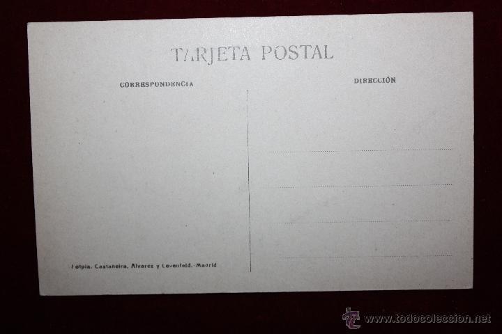 Postales: ANTIGUA POSTAL DE SANTILLANA. CANTABRIA. CALLE DEL CANTÓN. FOTPIA. CASTAÑEIRA. SIN CIRCULAR - Foto 2 - 45235650