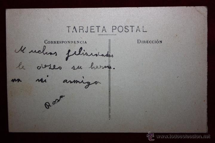 Postales: ANTIGUA POSTAL DE LIMPIAS. CANTABRIA. CASA Y PARQUE DEL EXCMO. SR CONDE DE ALBOX. ESCRITA - Foto 2 - 45272905