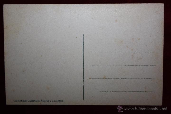 Postales: ANTIGUA POSTAL DE SANTANDER. CANTABRIA. SARDINERO,PASEO DE LINARES. FOTPIA. CASTAÑEIRA. SIN CIRCULAR - Foto 2 - 45290643