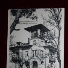 Postales: ANTIGUA POSTAL DE SANTANDER. CANTABRIA. LA CASUCA. FOTPIA. HAUSER Y MENET. SIN CIRCULAR. Lote 45290687
