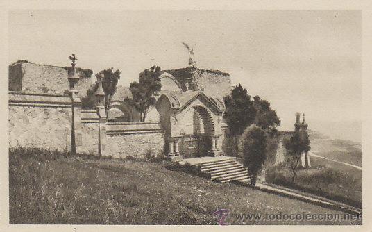 COMILLAS, SEMINARIO Y UNIVERSIDAD PONTIFICIA, EL CEMENTERIO, EDITOR: HAUSER Y MENET Nº 5 (Postales - España - Cantabria Antigua (hasta 1.939))