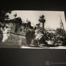 Postales: COMILLAS CANTABRIA EL CAPRICHO DE GAUDI. Lote 45446562