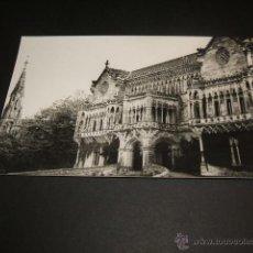 Postales: COMILLAS CANTABRIA PALACIO DEL MARQUES. Lote 45446646