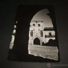 Postales: SANTILLANA DEL MAR CANTABRIA TORREON DE DON BORJA HOY PALACIO DE LA INFANTA DOÑA PAZ. Lote 45446673