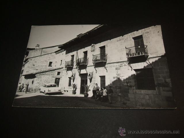 SANTILLANA DEL MAR CANTABRIA CASONA DE LOS BARREDA BRACHO HOY PARADOR GIL BLAS (Postales - España - Cantabria Antigua (hasta 1.939))