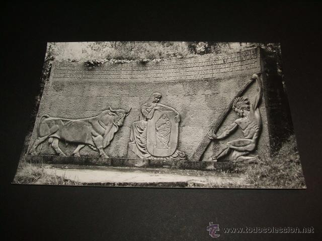 FONTIBRE CANTABRIA MONUMENTO AL RIO EBRO (Postales - España - Cantabria Antigua (hasta 1.939))