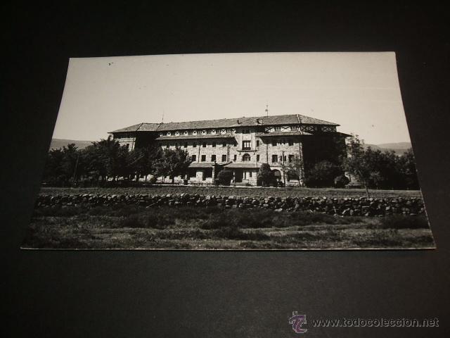 CORCONTE CANTABRIA EDIFICIO DEL GRAN HOTEL (Postales - España - Cantabria Antigua (hasta 1.939))
