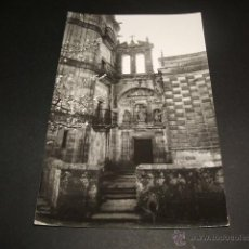 Postales: PAMANES CANTABRIA ENTRADA A LA CAPILLA DEL PALACIO DE ELSEDO. Lote 45446782