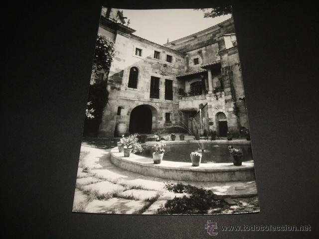 PAMANES CANTABRIA UN PATIO EN EL PALACIO DE ELSEDO (Postales - España - Cantabria Antigua (hasta 1.939))