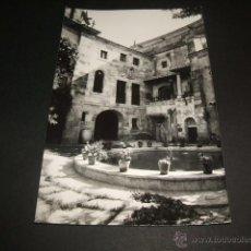 Postales: PAMANES CANTABRIA UN PATIO EN EL PALACIO DE ELSEDO. Lote 45446825