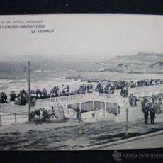Postales: SANTANDER - SARDINERO. LA TERRAZA.. Lote 45507584