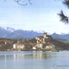 Postales: SAN VICENTE DE LA BARQUERA - VISTA PARCIAL. Lote 45532969