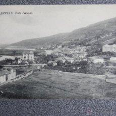 Postales: CANTABRIA LIMPIAS VISTA GENERAL POSTAL ANTIGUA. Lote 45644993