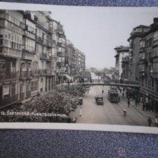 Postales: CANTABRIA SANTANDER PUENTE DE VARGAS POSTAL FOTOGRÁFICA ANTIGUA. Lote 45677013