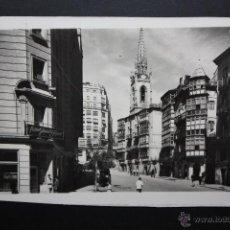 Postales: ANTIGUA FOTO POSTAL DE SANTANDER. SUBIDA DE SAN JOSE. ED. GARCIA CARRABELLA. CIRCULADA. Lote 45919330