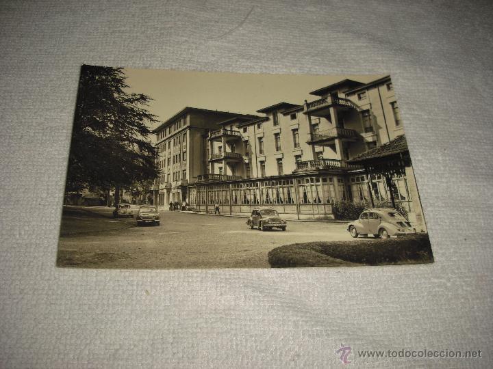 LIERGANES.1003. GRAN HOTEL Y BALNEARIO.NO CIRCULADA (Postales - España - Cantabria Moderna (desde 1.940))