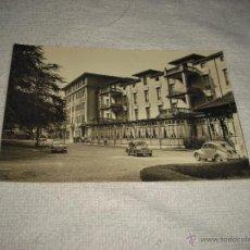 Postales: LIERGANES.1003. GRAN HOTEL Y BALNEARIO.NO CIRCULADA. Lote 46125770