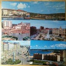 Postales: CANTABRIA Y SANTANDER EN LOS AÑOS 60. Lote 46218128