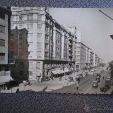 Postales: CANTABRIA SANTANDER AVENIDA DE CALVO SOTELO POSTAL ANTIGUA. Lote 46411898