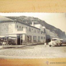 Postales: SANTOÑA ( SANTANDER ) HOSTAL DE NUEVA BERRIA. Lote 47444094