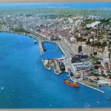 Cartes Postales: SANTANDER - VISTA AÉREA - BAHÍA VISTA PARCIAL - EDICIONE ALARDE Nº 329 - ESCRITA EN 1967. Lote 47701731