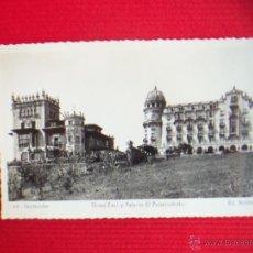 Cartes Postales: PALACIO EL PROMONTORIO - CANTABRIA. Lote 48098216