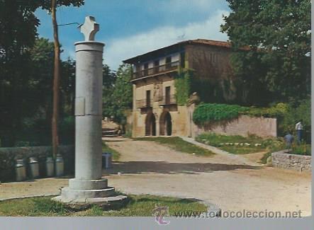 172 SANTILLANA DEL MAR, SANTANDER, CASONA DE LOS TAGLES, FOTO BUSTAMANTE (Postales - España - Cantabria Moderna (desde 1.940))