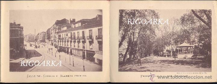 7 VISTAS DE SANTANDER (Postales - España - Cantabria Antigua (hasta 1.939))