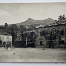 Postales: ANTIGUA POSTAL DE LIÉRGANES (SANTANDER) Nº 1004 - CASA DE LOS CAÑONES - EDICIONES ARRIBAS. Lote 49896978