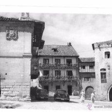 Postales: FOTO ANTIGUA DE SANTILLANA DE MAR,CANTABRIA,PRIMEROS AÑOS 60,SANTANDER,ES LA QUE SE VÉ. Lote 50444919